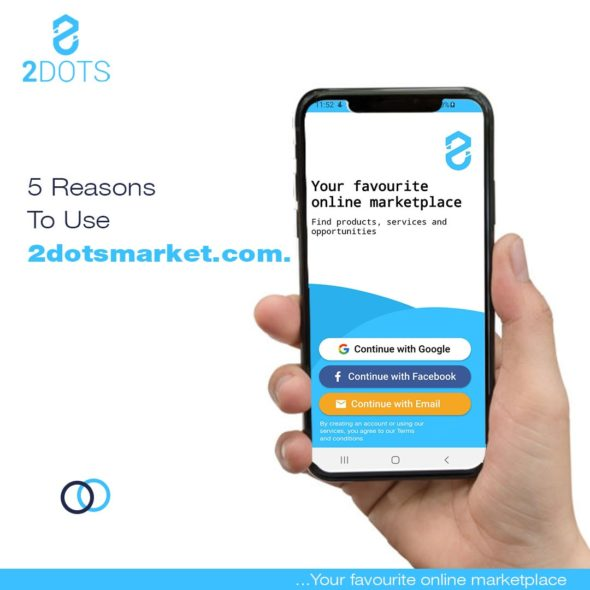 5 Reasons to use 2dotsmarket